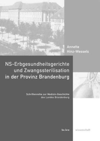 Die Landesanstalt Neuruppin in der NS-Zeit als Buch