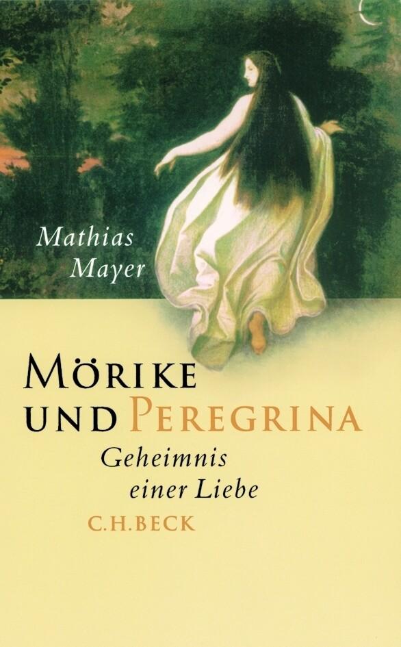 Mörike und Peregrina als Buch