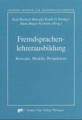 Fremdsprachenlehrerausbildung als Buch