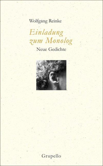 Einladung zum Monolog als Buch