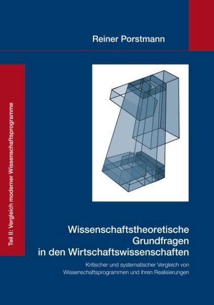 Wissenschaftstheoretische Grundfragen in den Wirtschaftswissenschaften als Buch