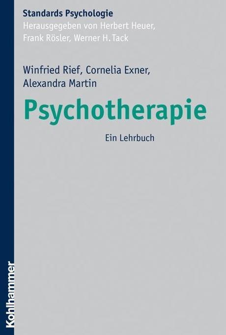 Psychotherapie als Buch