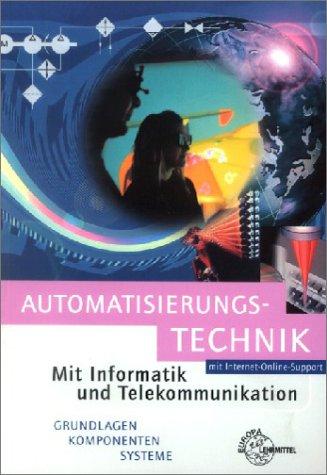 Automatisierungs-Technik. als Buch