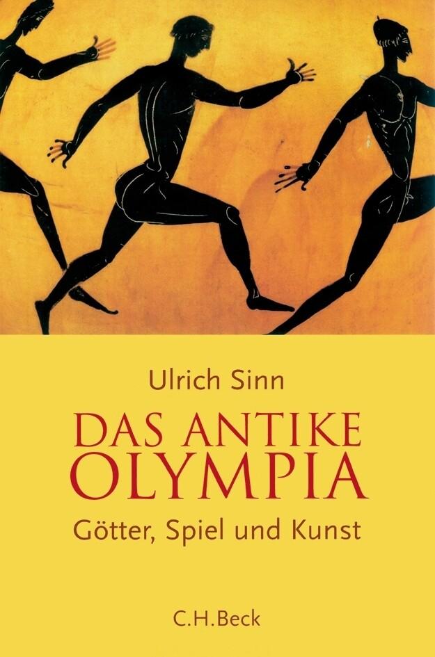 Das antike Olympia als Buch