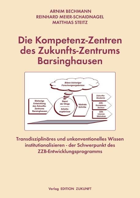 Die Kompetenz-Zentren des Zukunfts-Zentrums Barsinghausen als Buch