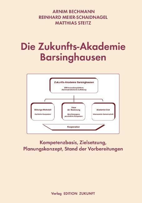 Die Zukunfts-Akademie Barsinghausen als Buch