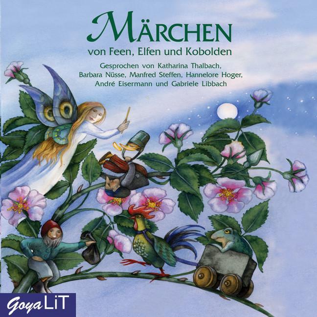 Märchen von Feen, Elfen und Kobolden. CD als Hörbuch