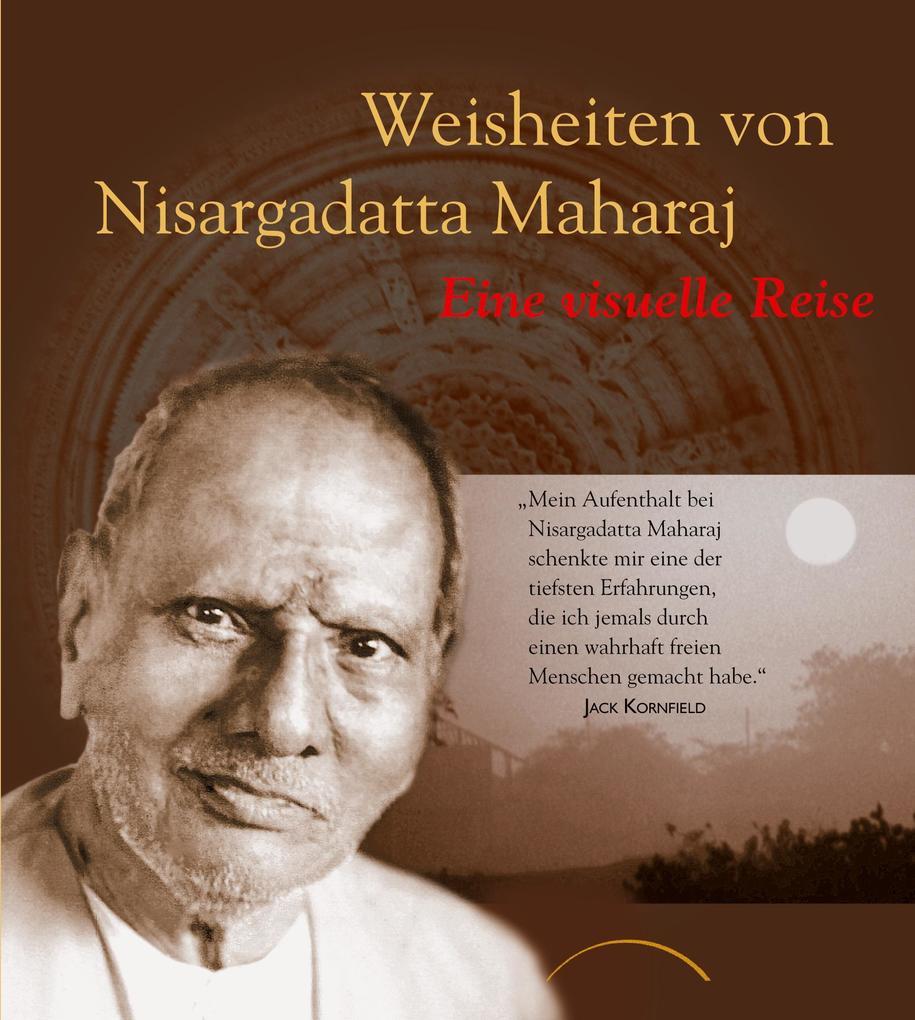 Weisheiten von Nisargadatta Maharaj als Buch