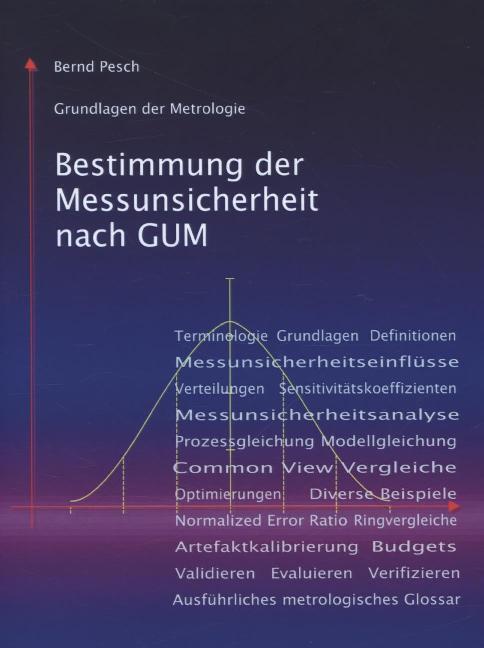 Bestimmung der Messunsicherheit nach GUM als Buch