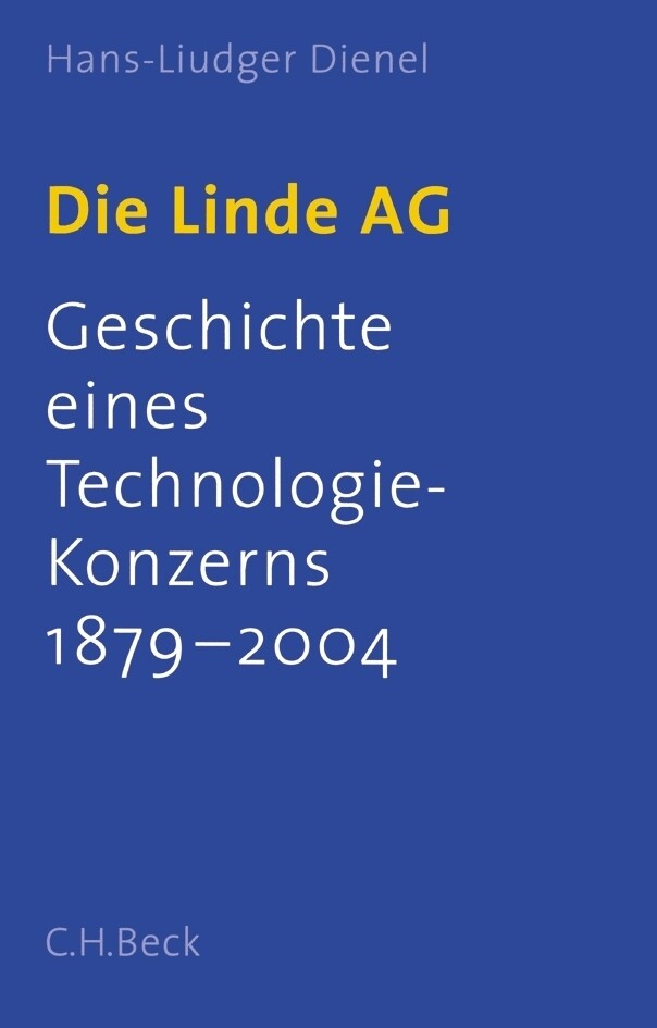 Die Linde AG als Buch