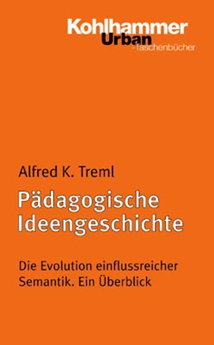 Pädagogische Ideengeschichte als Taschenbuch
