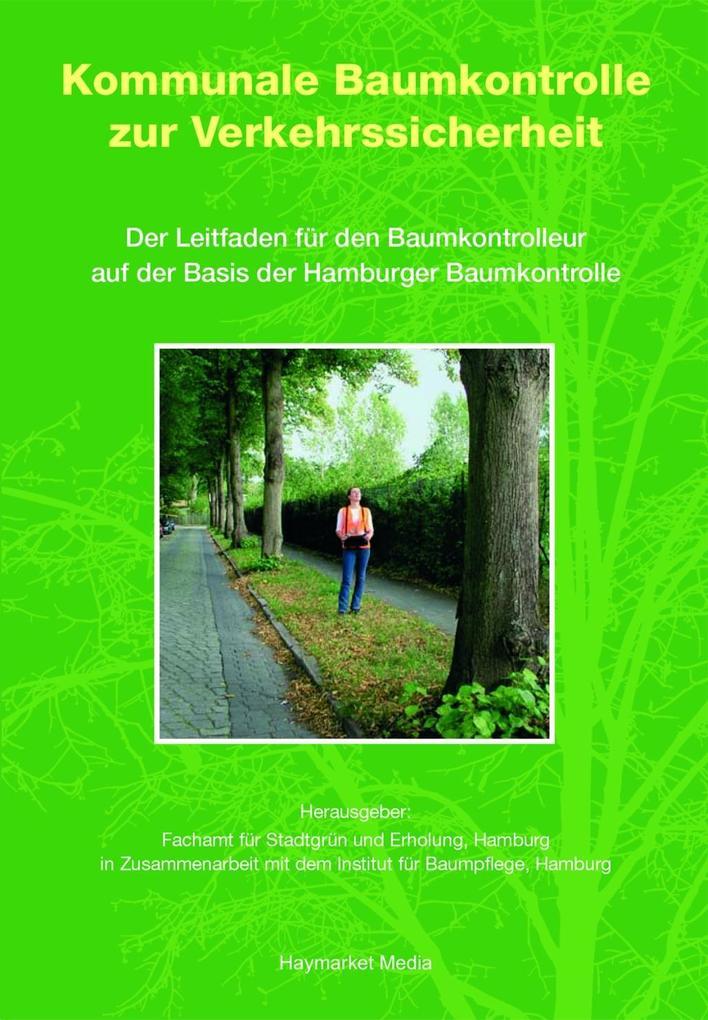 Kommunale Baumkontrolle zur Verkehrssicherheit als Buch