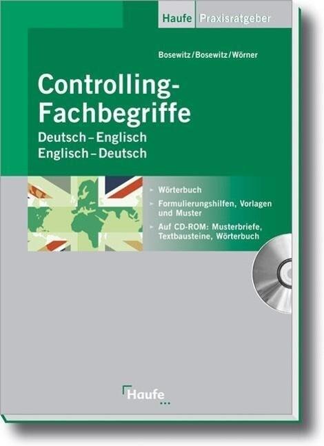 Controlling Fachbegriffe Deutsch/Englisch als B...