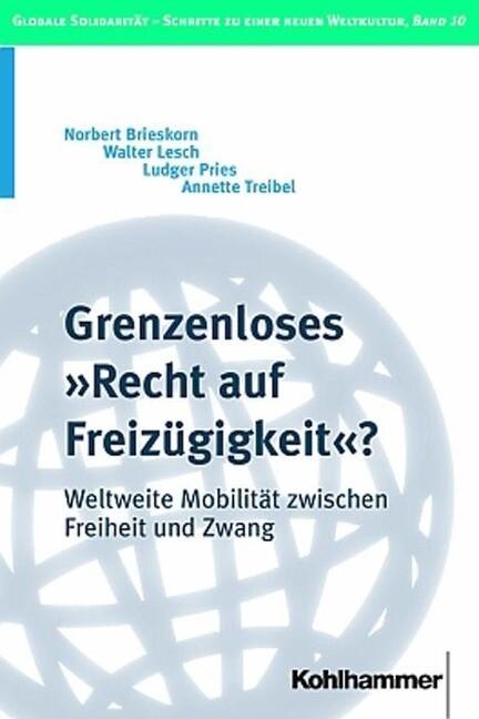 """Grenzenloses """"Recht auf Freizügigkeit""""? als Buch"""
