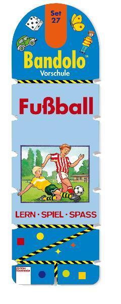 Bandolo Set 27. Fußball als Buch