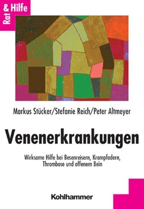 Venenerkrankungen als Buch