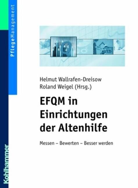 EFQM in Einrichtungen der Altenhilfe als Buch