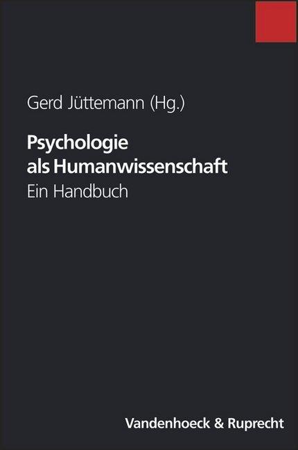 Psychologie als Humanwissenschaft als Buch von