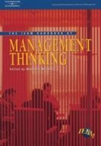 The IEBM Handbook of Management Thinking als Buch