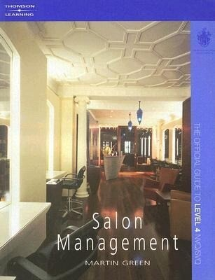 Salon Management: The Official Guide to Level 4 NVQ/SVQ als Buch