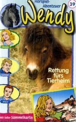 Folge 39: Rettung Für Das Tierheim als CD