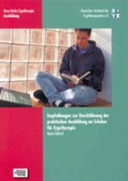 Empfehlungen zur Durchführung der praktischen Ergotherapie als Buch