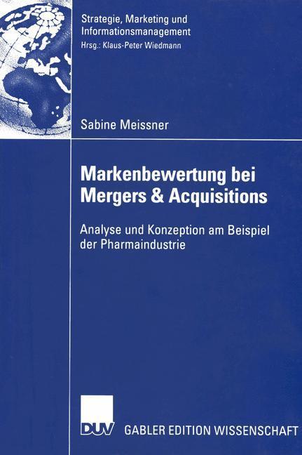 Markenbewertung bei Mergers & Acquisitions als Buch