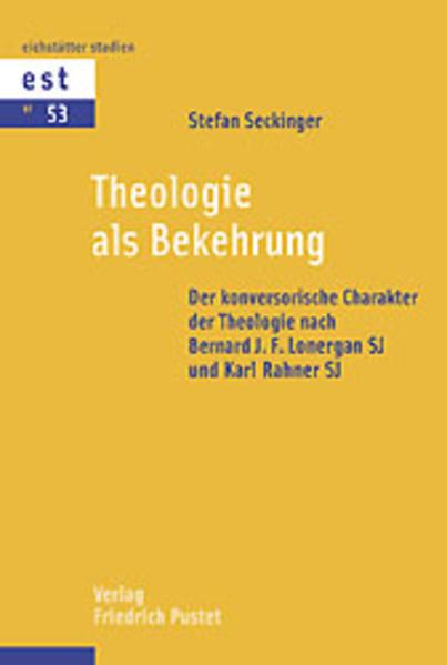 Theologie als Bekehrung als Buch