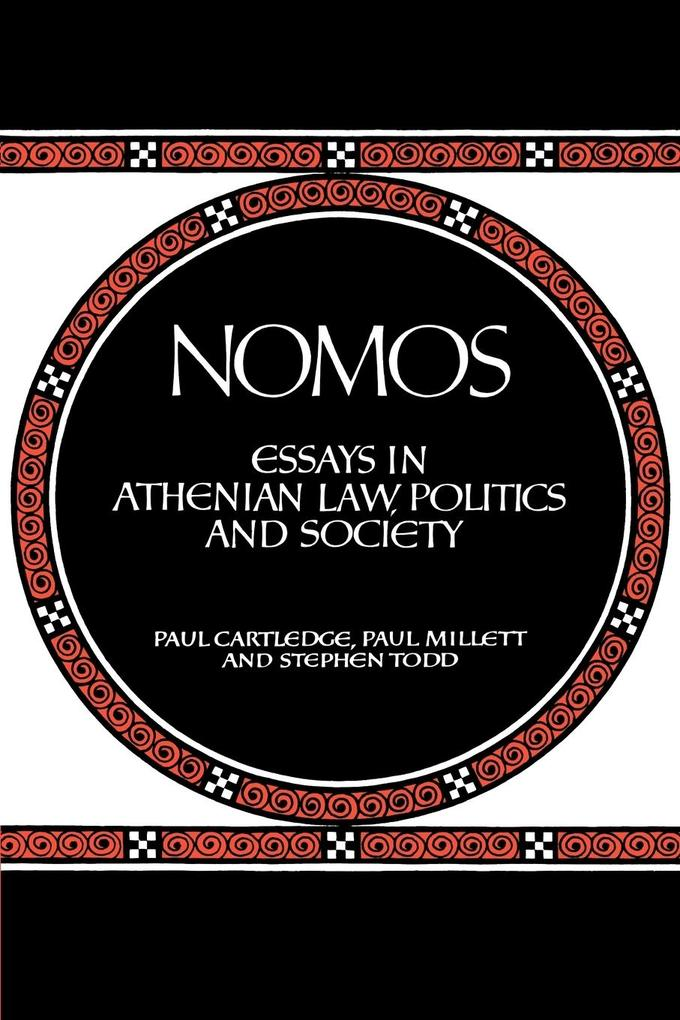 Nomos: Essays in Athenian Law, Politics and Society als Buch