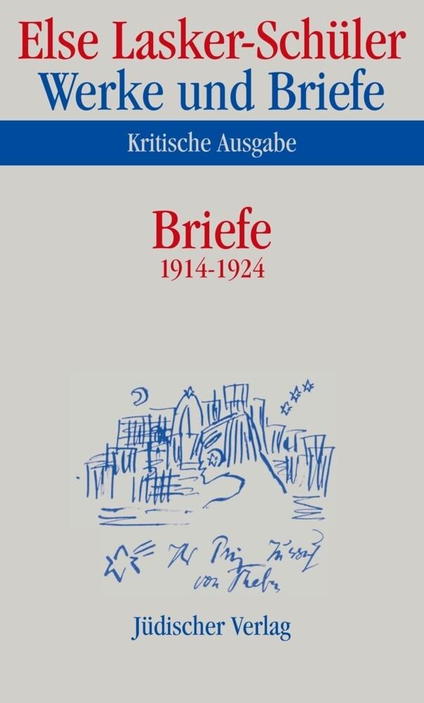 Briefe 1914 - 1924 als Buch