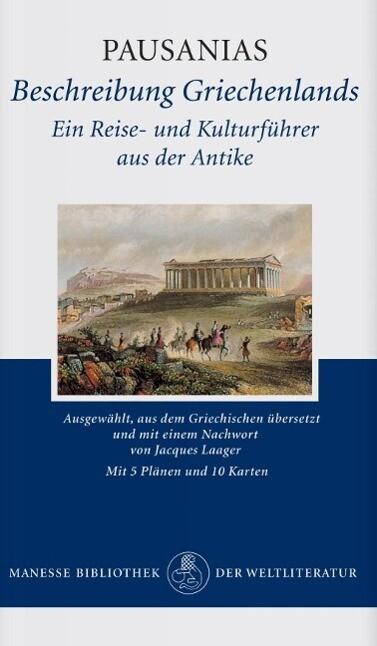 Beschreibung Griechenlands als Buch