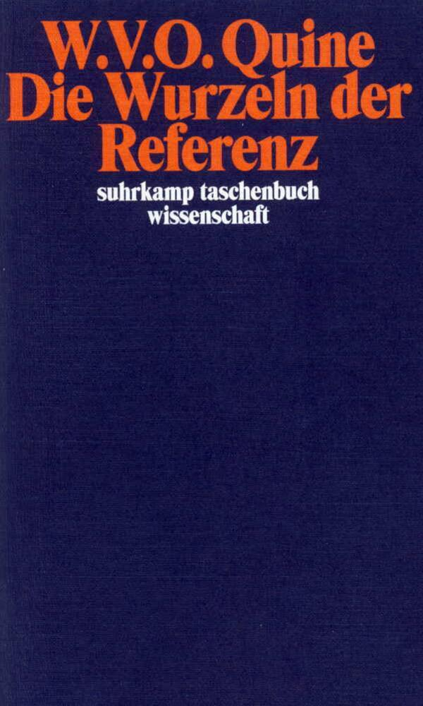 Die Wurzeln der Referenz als Taschenbuch