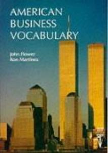 American Business Vocabulary als Buch
