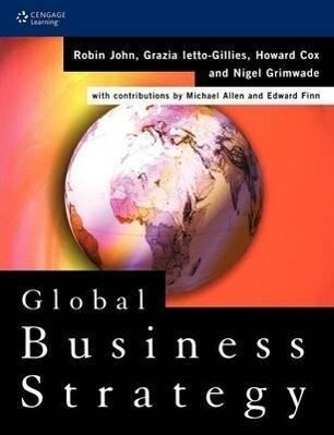 Global Business Strategy als Buch