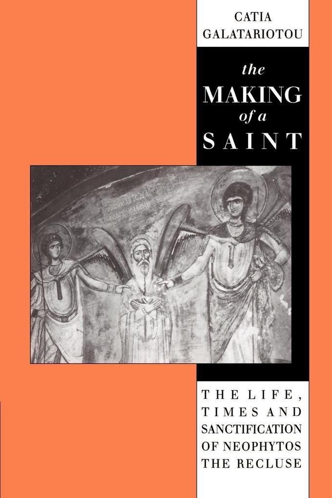 The Making of a Saint als Buch
