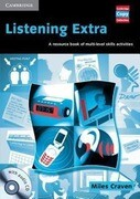 Listening Extra Book and Audio CD Pack: A Resource Book of Multi-Level Skills Activities [With 2 Audio CDs]