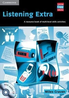 Listening Extra Book and Audio CD Pack als Buch