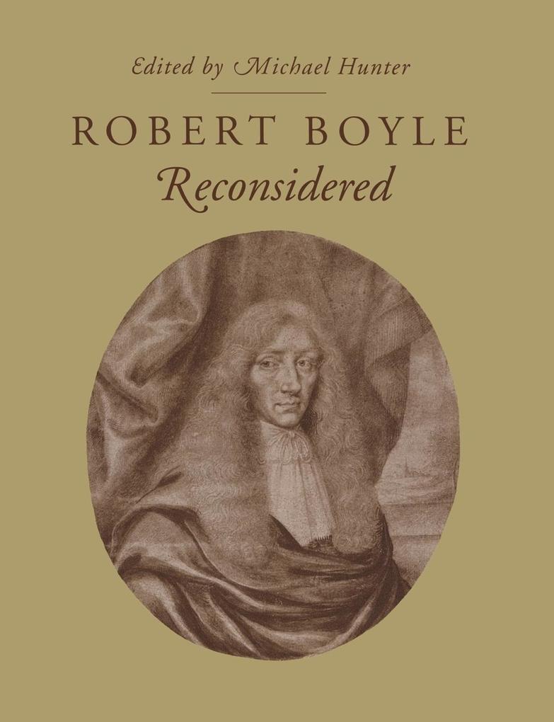 Robert Boyle Reconsidered als Buch