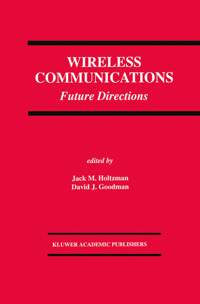 Wireless Communications als Buch