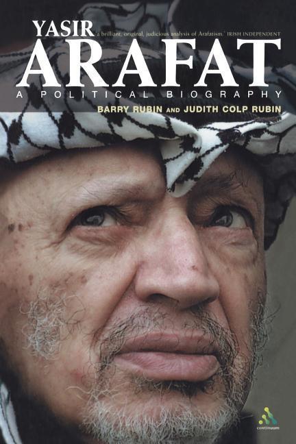 Yasir Arafat als Buch