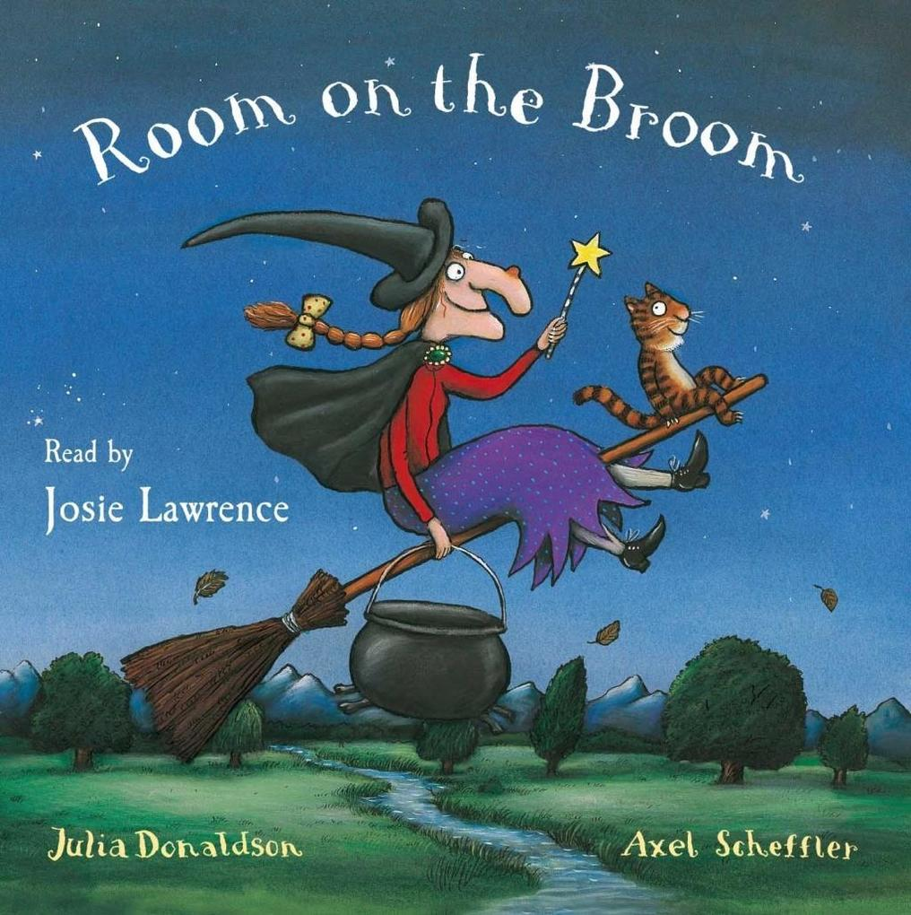 Room on the Broom als Hörbuch