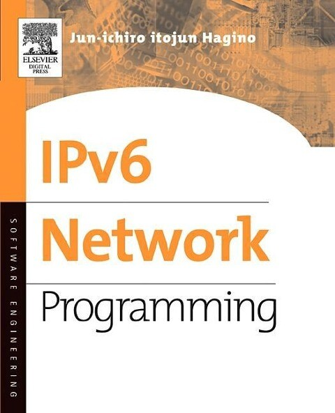 Ipv6 Network Programming als Buch