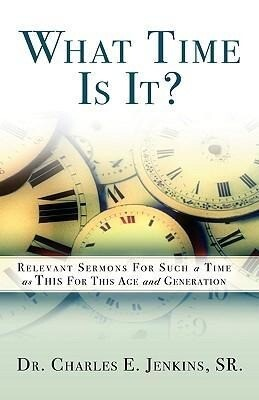 What Time Is It? als Taschenbuch