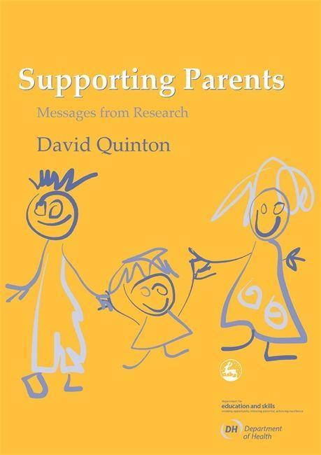 Supporting Parents: Messages from Research als Buch