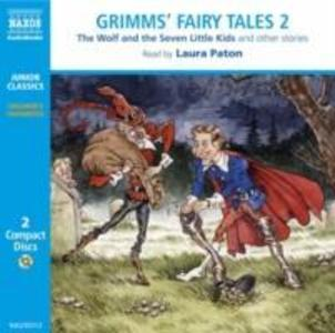 Grimm's Fairy Tales als Hörbuch