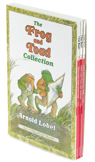 The Frog and Toad Collection Box Set: Includes 3 Favorite Frog and Toad Stories! als Taschenbuch