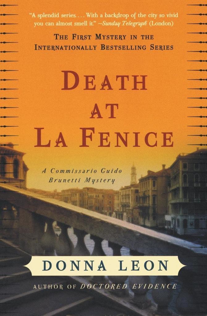 Death at La Fenice als Taschenbuch