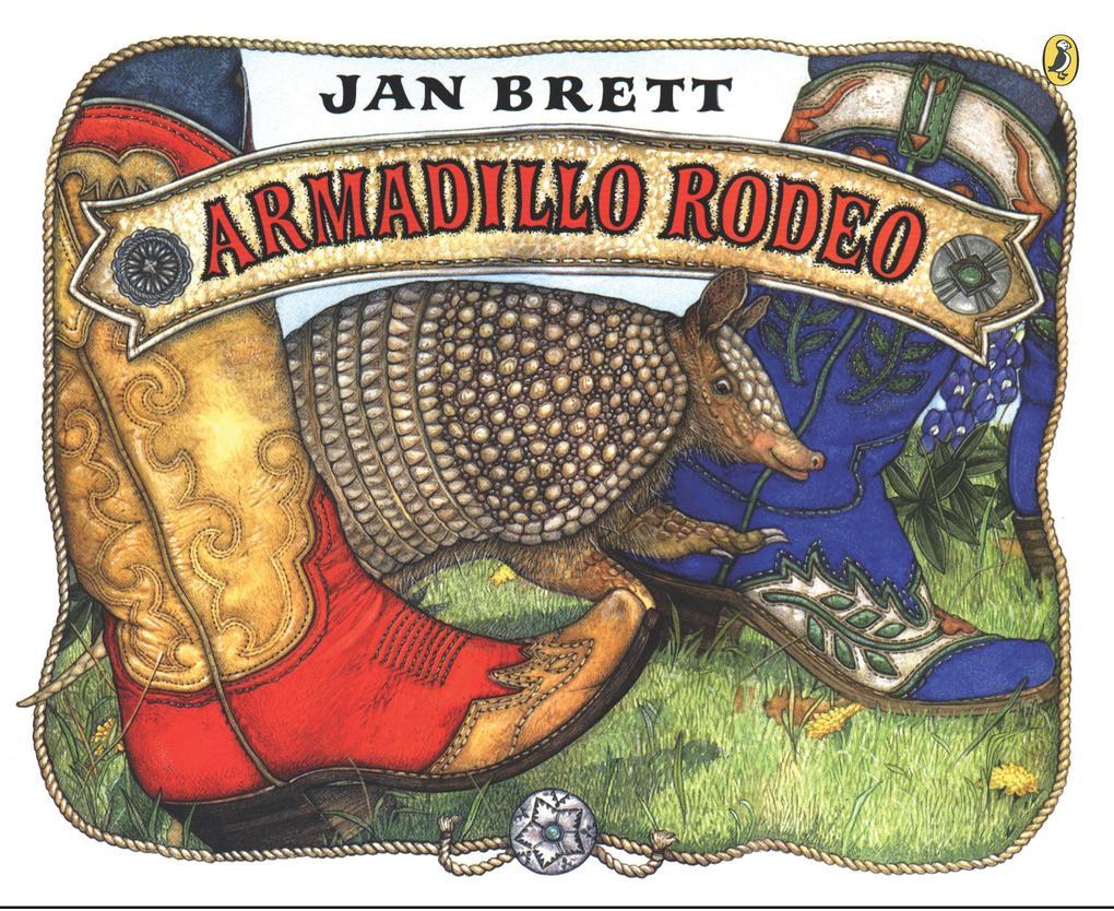 Armadillo Rodeo als Taschenbuch