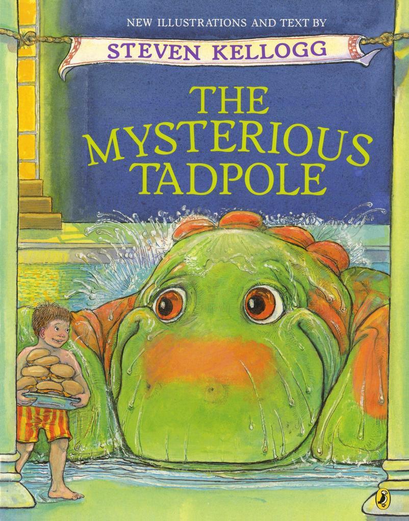 The Mysterious Tadpole als Taschenbuch