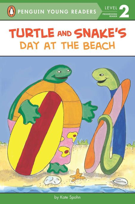 Turtle and Snake's Day at the Beach als Taschenbuch